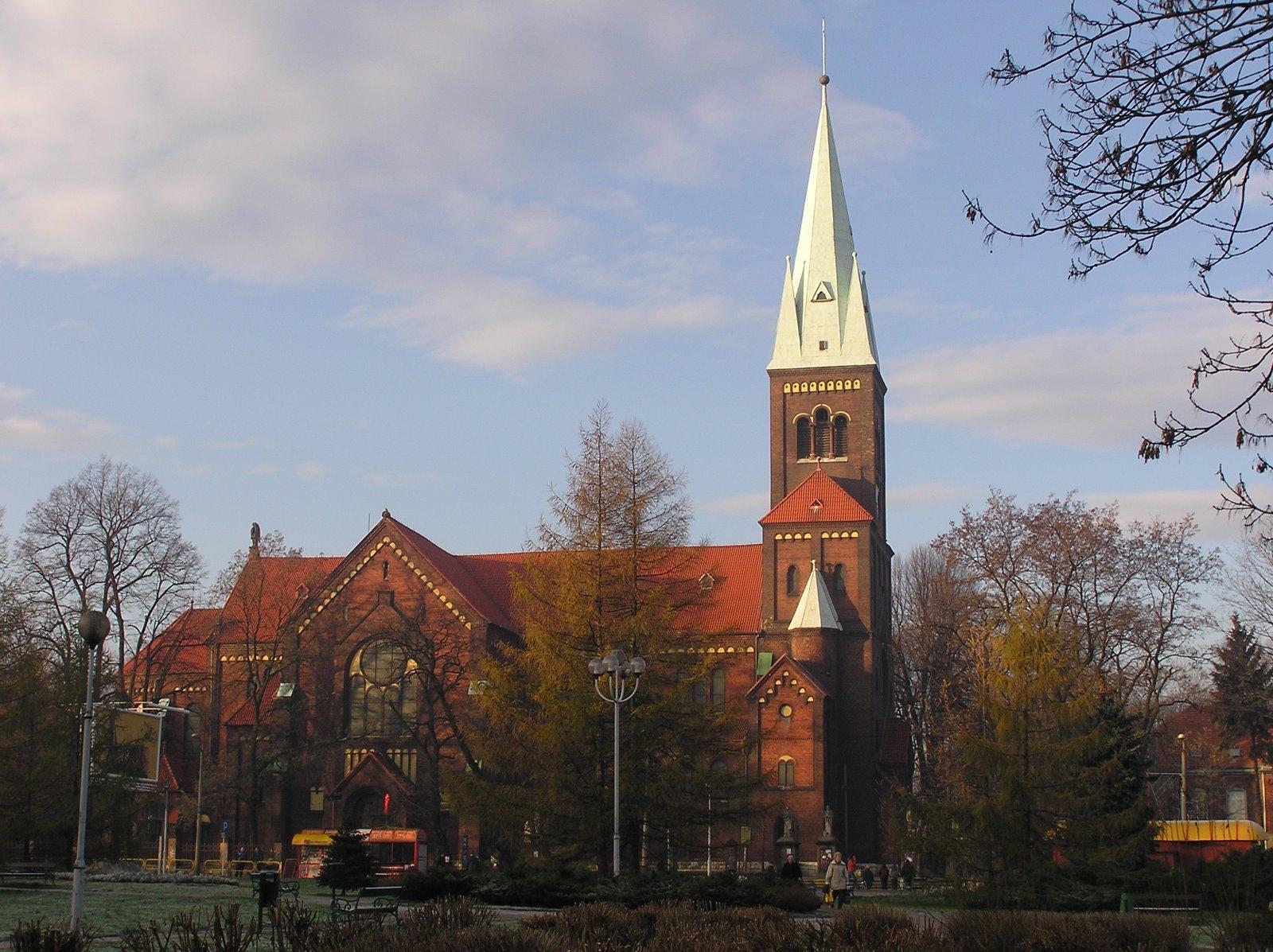 Kościół  św. Michała Archanioła w Siemianowicach - Michałkowicach