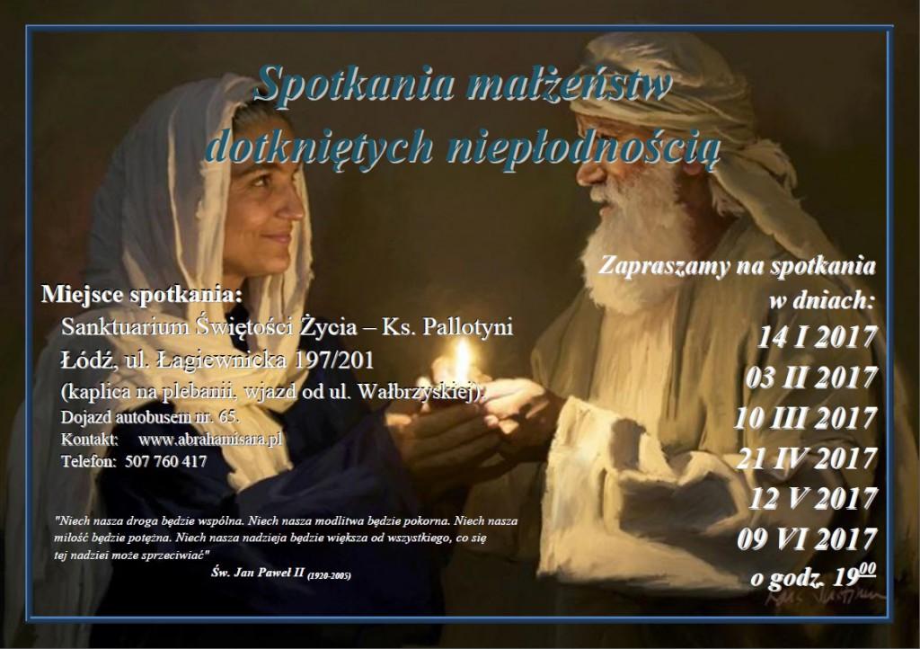 Duszpasterstwo Małżeństw Niepłodnych w Łodzi
