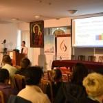 wykład Anny Rachwalskiej na konferencji